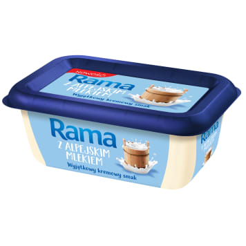 RAMA Margarine with alpine milk 225 g