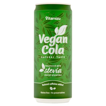 VEGAN Cola 330 ml