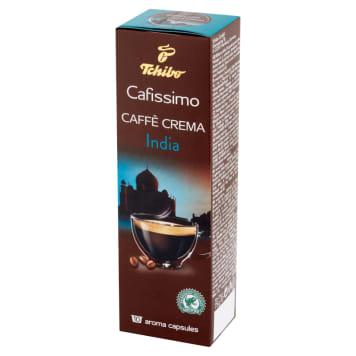 TCHIBO Cafissimo Roasted ground coffee in capsules Caffe Crema India 10 capsules 75g