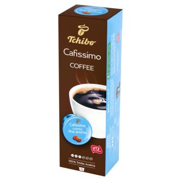 TCHIBO Cafissimo Kawa palona mielona w kapsułkach Coffee Fine Aroma 10 kapsułek 65g