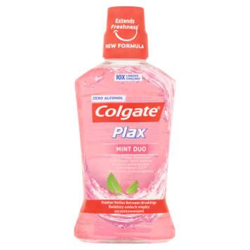 COLGATE Plax Płyn do płukania jamy ustnej Mint Duo 500ml