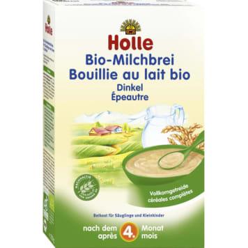 HOLLE Kaszka orkiszowa mleczna - po 4 miesiącu BIO 250g