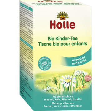 HOLLE Tea for children - after 4 months (20 bags) BIO 30 g