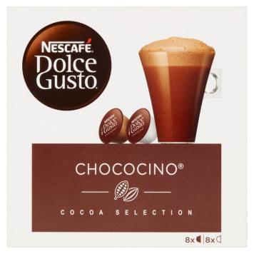 NESCAFÉ Dolce Gusto Chococino Chocolate and milk in capsules 16 pcs 256g