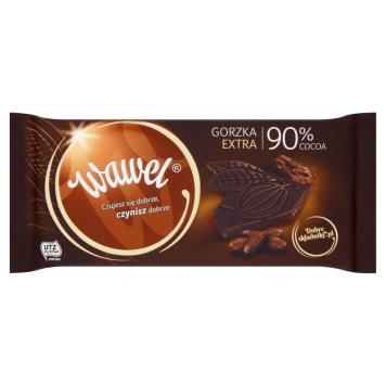 Czekolada gorzka Dark - unikalny smak i poczucie sytości - Wawel