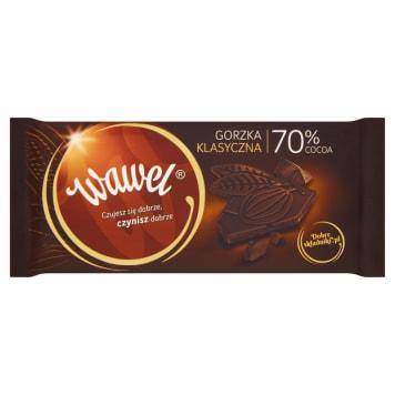 Czekolada gorzka Dark - Wawel