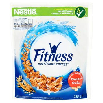 Płatki Fitness Nestle