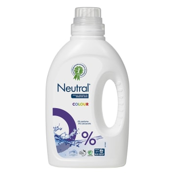 NEUTRAL Hypoallergenic gel for washing colored fabrics 1l