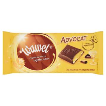 WAWEL Stuffed chocolate Advocat 100g