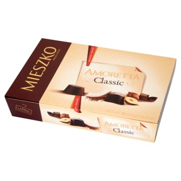 MIESZKO Spring IS IN THE Air A mixture of chocolates Amoretta Clasic 324g