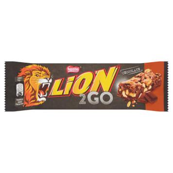 NESTLÉ LION 2GO Bar with chocolate 33g