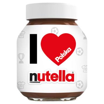 Krem do smarowania z orzechami laskowymi - Nutella