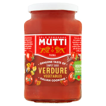 MUTTI Tomato sauce with grilled vegetables 400 g