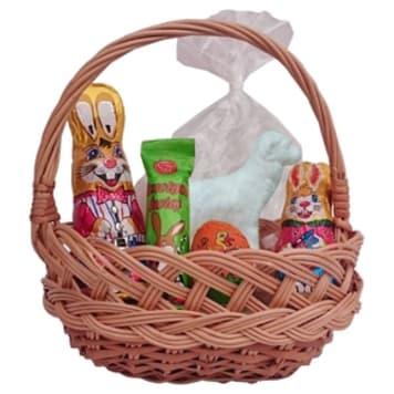 WOLNOŚĆ Easter set with a basket 240g