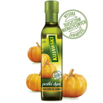 KUJAWSKI Pumpkin seed oil cold pressed 250ml