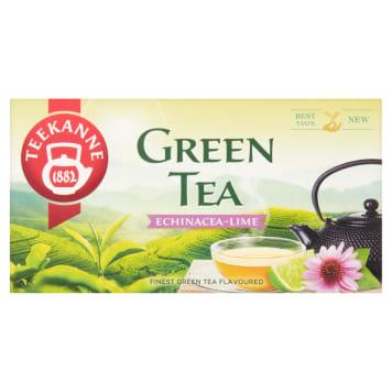 TEEKANNE Green Tea Green tea Echinacea Lime 20 bags 35g