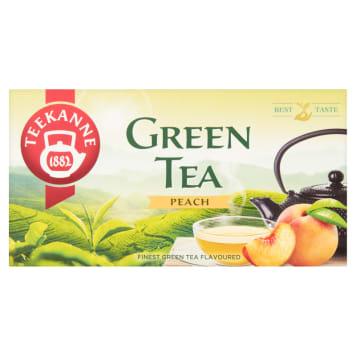 TEEKANNE Green Tea Green Tea Peach 20 bags 35g