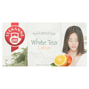 TEEKANNE World Special Teas White flavored tea Citrus 20 bags 25g