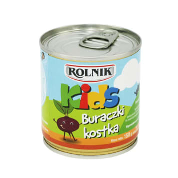 ROLNIK Kids Beets marinated in cubes 150 g