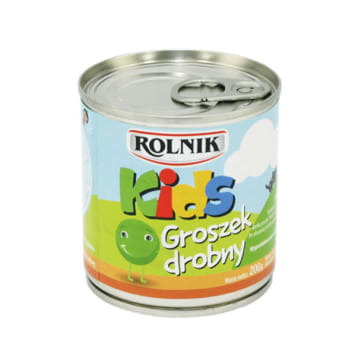 ROLNIK Kids Small canned peas 200g