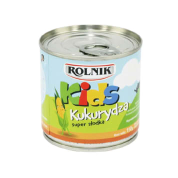 ROLNIK Kids Super sweet corn canned 200 g