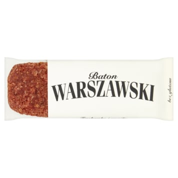 BATON WARSZAWSKI Strawberry and vanilla 60 g
