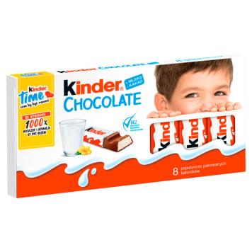 KINDER Kinder Chocolate 100g
