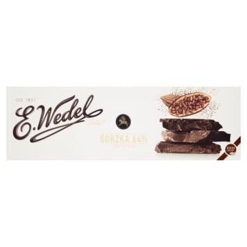 Wedel – czekolada gorzka, 220 g. Rozpieść swoje zmysły.