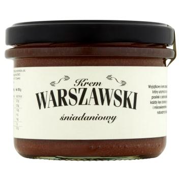 KREM WARSZAWSKI Śniadaniowy 190g