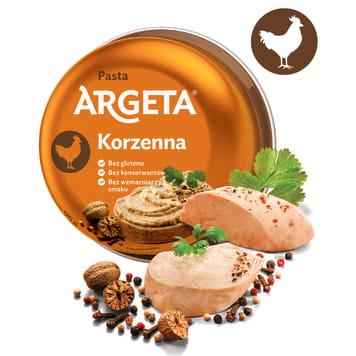 ARGETA Meat paste 95g