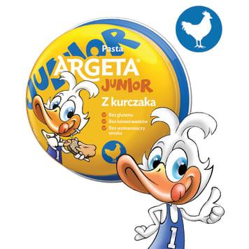 ARGETA Junior Meat paste 95g