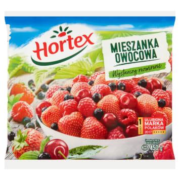 Mrożona mieszanka owocowa - Hortex. Słodka chwila na wyciągnięcie ręki.
