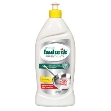 LUDWIK Premium Liquid for lemon dishes 750g