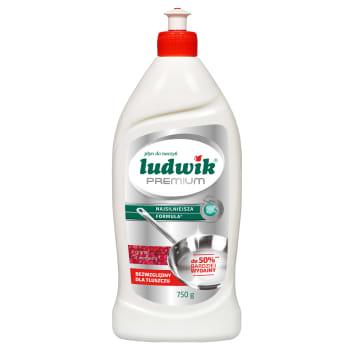 LUDWIK Premium Dishwashing liquid Pomegranate with vervain 750g