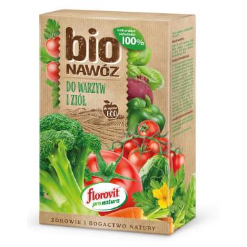 FLOROVIT ProNatura Fertilizer for vegetables and BIO herbs 800g