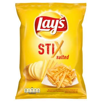 LAYS Stix Potato chips Salted 140g
