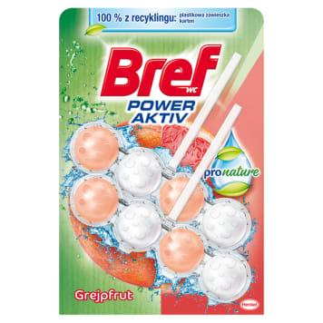 BREF Power Aktiv Pendant for toilet - Grapefruit 2x50g 1pc