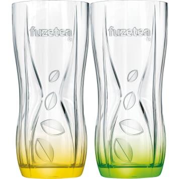 FUZETEA Zestaw szklanek 6 szt. 1szt