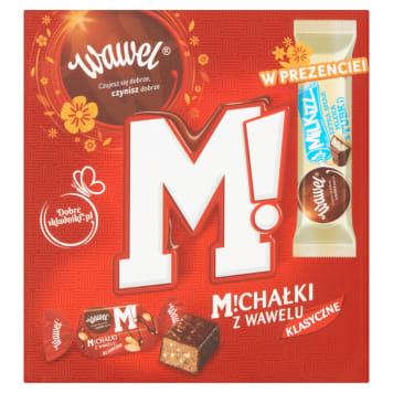 WAWEL Michałki z Wawelu Classic candies 300g + Milkizz FREE 330g
