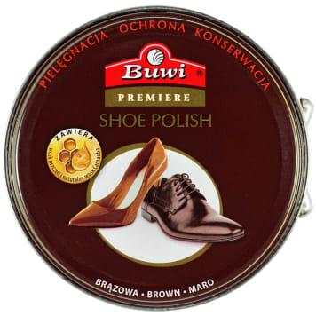 BUWI PREMIERE Brown shoe paste 40ml
