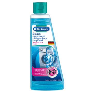 Środek czyszczący do pralek - Dr. Beckmann. To preparat do czyszczenia pralek o szerokim działaniu.