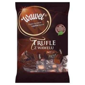 WAWEL Trufle z Wawelu Rum-flavored candies in chocolate 1kg