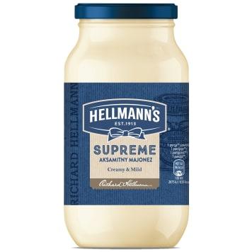 HELLMANNS Majonez Supreme 407g