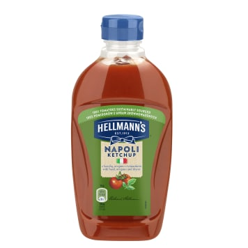 HELLMANNS Napoli Ketchup 485g