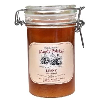Miód nektarowy lipowy - Miody Polskie. Kolor i smak natury zamknięty w słoiku.