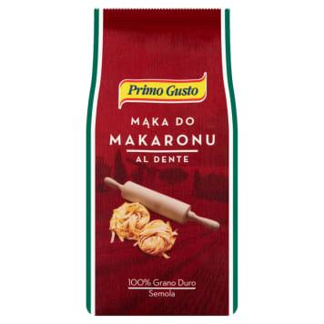 PRIMO GUSTO Durum flour for pasta 500g