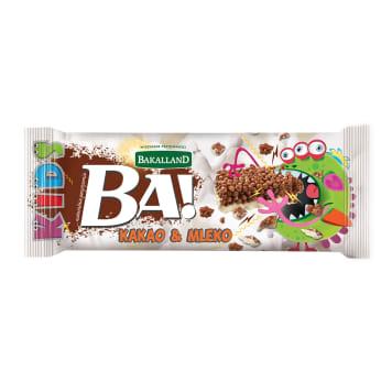 BAKALLAND BA! Baton Kids  kakao and milk 25g