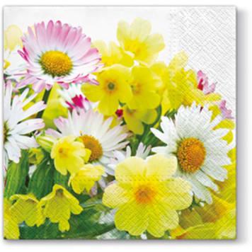 TETE Á TETE Easter napkins 20 pcs 1pc