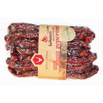 LEŚNICZÓWKA Kabanos with wild ripened pepperoni 160g