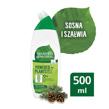 SEVENTH GENERATION Liquid for cleaning the toilets pine and sage 500 ml